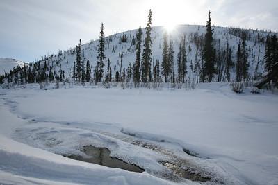WHITE MOUNTAINS, AK - Day 3 - Fossil Gap Trail.