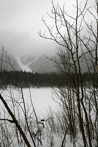 BUENA VISTA, CO - Snowshoe Harvard Lakes