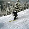 Warped telemarking, go fat skis go!