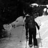Heading uphill... slightly