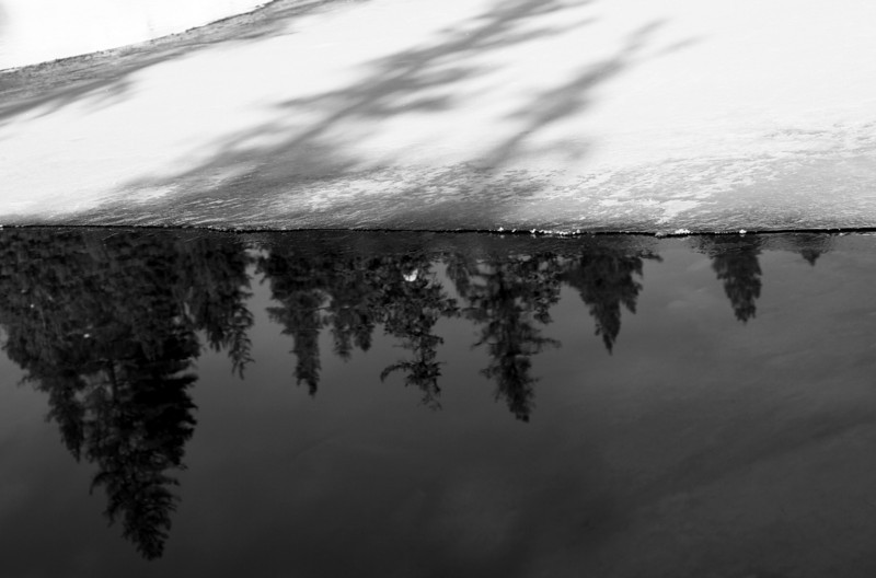 Reflections and shadows
