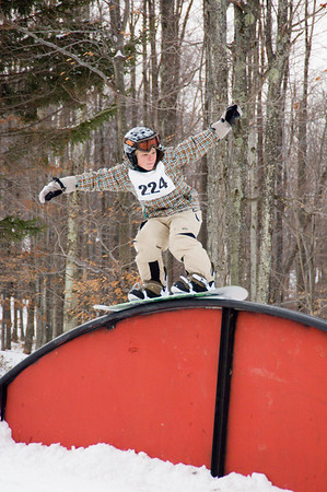 Timberline Rail Jam Series - Round #1