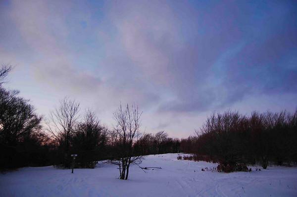 Winter Light, WV (Winter 2008/2009)