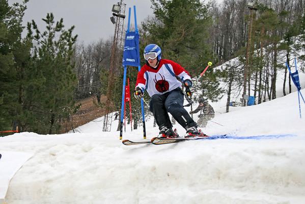 Ski Center 3 Jump Jackpot Dual Slalom