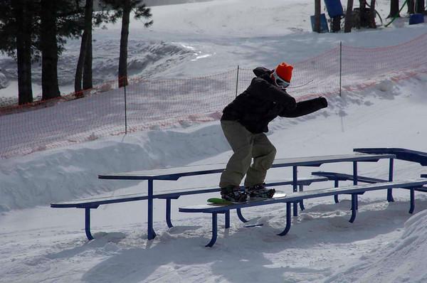 Wisp / WVU Snowboard Team Challenge