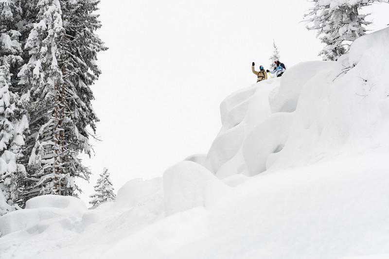Rider: Adrian Krainer, Luca Tribondeau