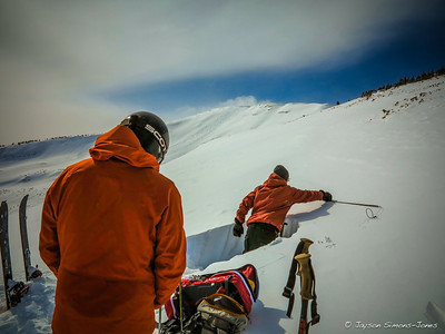 Avalanche Education....Crested Butte, CO