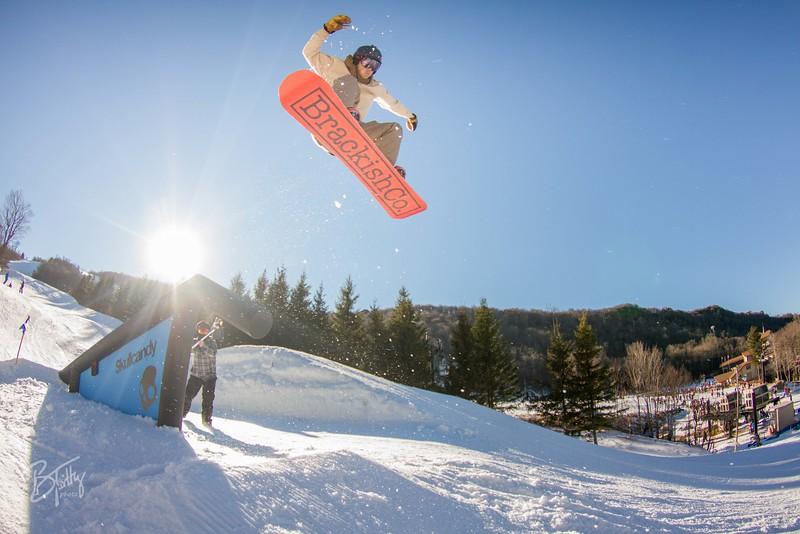 Carvebeast for Brackish Snowboards