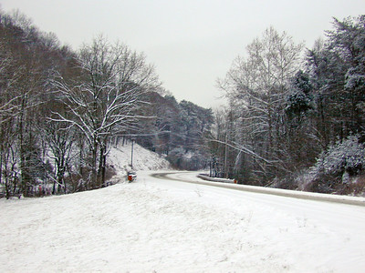 Cheneworth Gap, Tennessee