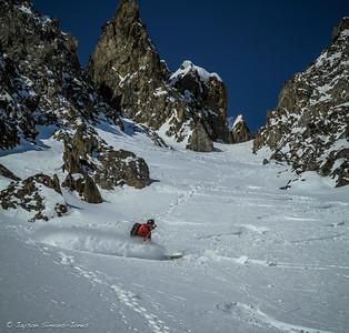 Chutes & Spires....Chugach Mountains, AK