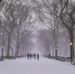 White Promenade