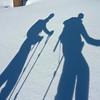Shadow climbers.