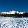 A Blue Bird day on Mount Shasta.