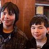 Jonathan and Christopher