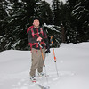 Backcountry riding at McClellan Butte