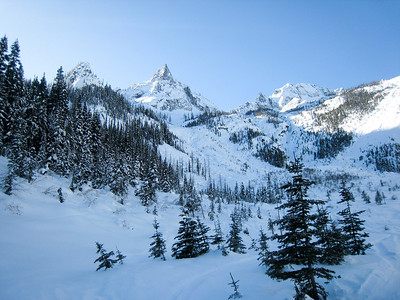 North Cascades Heliskiing 2010