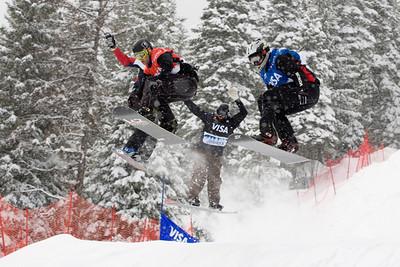 2007 Chevy U.S. Snowboarding Grand Prix - Tamarack, ID - Zikas Photography