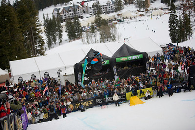 Louie Vito Chevy U.S. Snowboarding Grand Prix - Tamarack, ID February 9, 2008 Photo © Mountain Life Photography