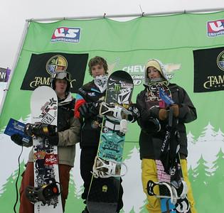 Chevy U.S. Snowboarding Grand Prix - Tamarack, ID February 9, 2008 Photo: Lindsey Sine/U.S. Snowboarding