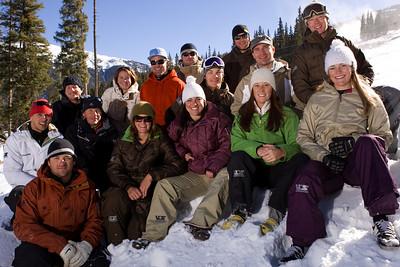 Alpine Snowboard Team 2007 U.S. Snowboarding Team U.S. Snowboarding Photo © Jonathan Selkowitz/Selkophoto Editorial use only