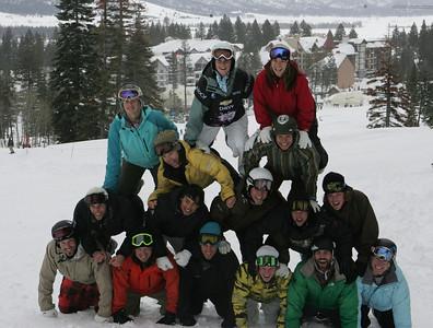 SBX Team 2007 Snowboardcross U.S. Snowboarding Team Photo: Lindsey Sine/U.S. Snowboarding Editorial use only