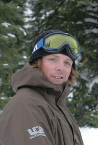 Holland, Pat Snowboardcross U.S. Snowboarding Team Photo: Linsey Sine/U.S. Snowboarding