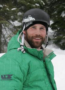 Baumgartner, Nick Snowboardcross U.S. Snowboarding Team Photo: Linsey Sine/U.S. Snowboarding