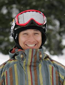 Watanabe, Graham Snowboardcross U.S. Snowboarding Team Photo: Linsey Sine/U.S. Snowboarding