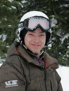Minghini, Robert Snowboardcross U.S. Snowboarding Team Photo: Linsey Sine/U.S. Snowboarding