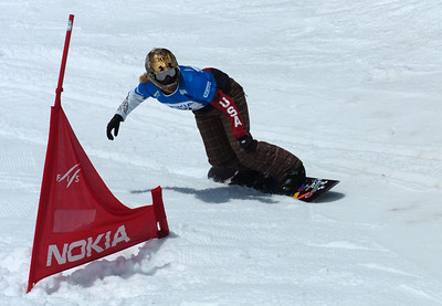 2007 FIS SBX World Cup - Valle Nevado, Chile