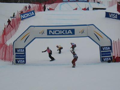 2008 VISA U.S. Snowboarding Cup Lake Placid, N.Y. - March 2008 Photo: Doug Haney/U.S. Snowboarding