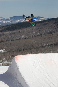 2009 Revolution Tour at Sugarloaf, Maine.  Photo © Rick Bisson