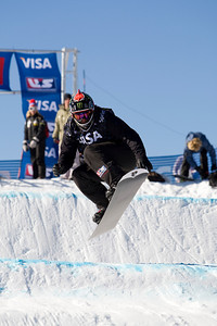 Shaun Palmer  U.S. Snowboarding Grand Prix at Boreal  Photo © Tom Zikas