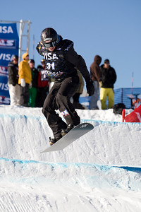 Ott, Lynn  U.S. Snowboarding Grand Prix at Boreal  Photo © Tom Zikas