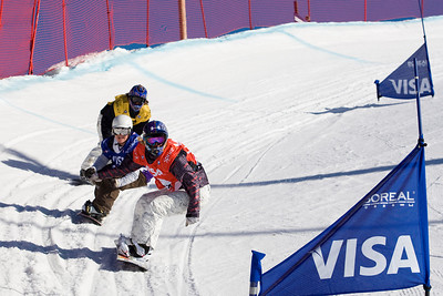 Lindsey Jacobellis  U.S. Snowboarding Grand Prix at Boreal  Photo © Tom Zikas