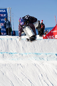 Jacobellis, Lindsey  U.S. Snowboarding Grand Prix at Boreal  Photo © Tom Zikas