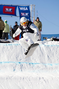 Jason Smith  U.S. Snowboarding Grand Prix at Boreal  Photo © Tom Zikas
