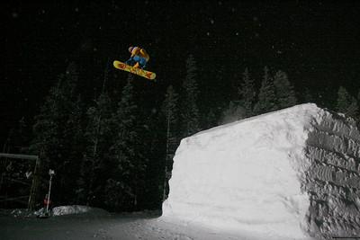 2009 U.S. Snowboarding Grand Prix - Copper Mountain, CO