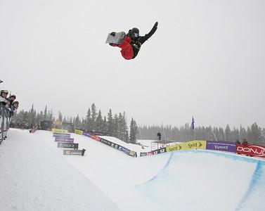 Kelly Clark U.S. Snowboarding Grand Prix Copper Mountain, CO Dec. 12-13, 2008 Photo © Wendy Turner
