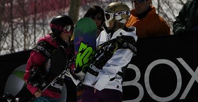 U.S. Snowboarding Grand Prix presented by Sprint at Killington. Photo ©Tom Birdsall.