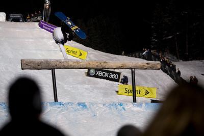 Madison Ellsworth Photo ©Tom Zikas  U.S. Snowboarding Grand Prix  December 12–13, 2008