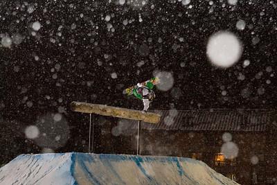 Tim Humphreys Photo ©Tom Zikas  U.S. Snowboarding Grand Prix  December 12–13, 2008