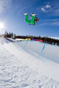 Kelly Marren Photo ©Tom Zikas  U.S. Snowboarding Grand Prix  December 12–13, 2008