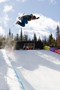 Hannah Teter Photo ©Tom Zikas  U.S. Snowboarding Grand Prix  December 12–13, 2008