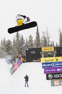 Kaitlyn Farrington Photo ©Tom Zikas  U.S. Snowboarding Grand Prix  December 12–13, 2008