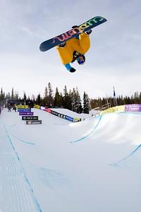 Ben Watts Photo ©Tom Zikas  U.S. Snowboarding Grand Prix  December 12–13, 2008