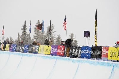 Steve Fisher Photo ©Tom Zikas  U.S. Snowboarding Grand Prix  December 12–13, 2008