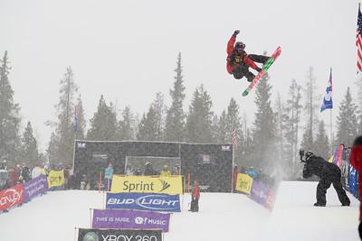 JJ Thomas Photo ©Tom Zikas  U.S. Snowboarding Grand Prix  December 12–13, 2008