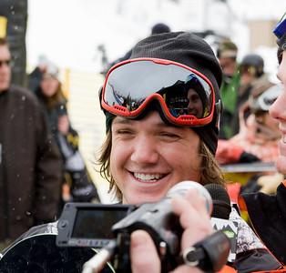 Louie Vito Photo ©Tom Zikas  U.S. Snowboarding Grand Prix  December 12–13, 2008