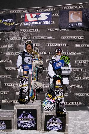 2009 U.S. Snowboarding Grand Prix - Copper Mountain, CO - Tom Zikas Photography